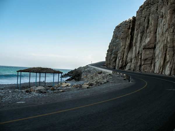 This picture was taken while driving from Dubai to Musandam, Ras AL-Khaimah