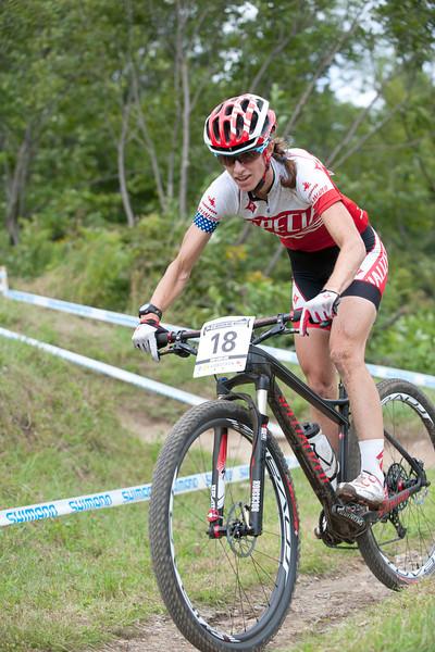 Lea Davison (USA) Specialized Racing XC1:21