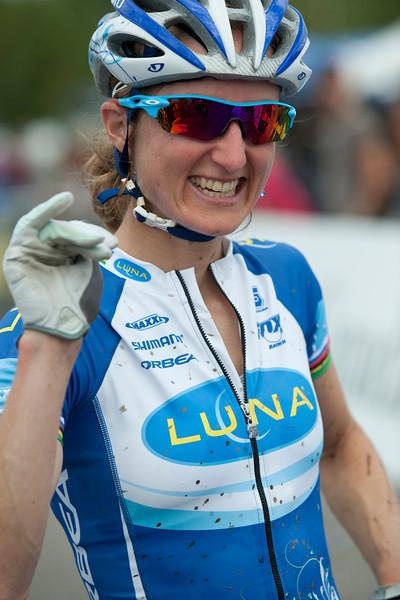 Catharine Pendrel (Can) Luna Pro Team