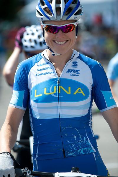 Georgia Gould (USA) Luna Pro Team