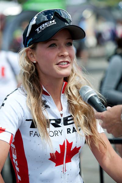 Emily Batty (Can) Trek Factory Racing