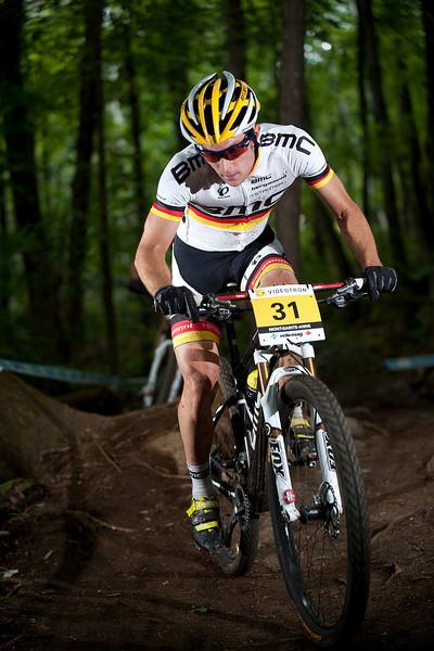 Moritz Milatz (Ger) BMC Mountainbike Racing Team