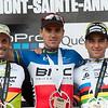 José Antonio Hermida Ramos / Julien Absalon / Nino Schurter