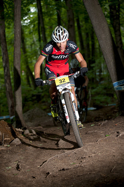 Ralph Näf (Sui) BMC Mountainbike Racing Team