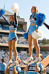 1770 UNC Marching Tar Heels 11-10-12