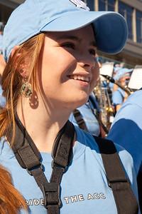 1285 UNC Marching Tar Heels 11-10-12