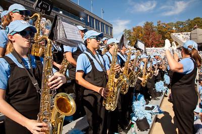 1271 UNC Marching Tar Heels 11-10-12