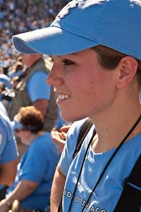1266 UNC Marching Tar Heels 11-10-12
