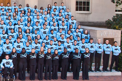 0038 UNC Marching Tar Heels 11-3-12_Group_Detail_Right