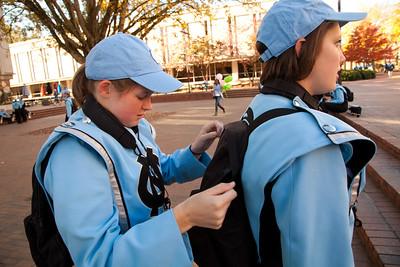 0022 UNC Marching Tar Heels 11-10-12