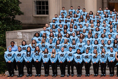 0042 UNC Marching Tar Heels 10-14-17- Left side
