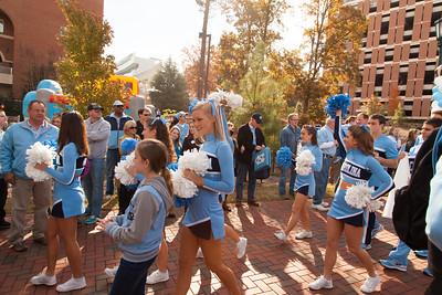 0707 UNC MTH & Alumni - UVA 11-9-13