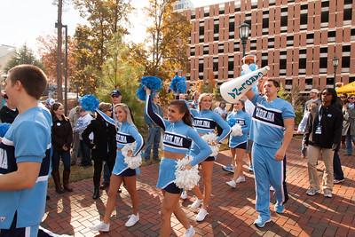 0711 UNC MTH & Alumni - UVA 11-9-13