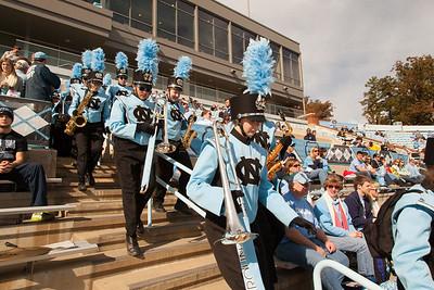 1218 UNC MTH & Alumni - UVA 11-9-13