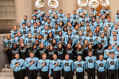 0096 UNC MTH & Alumni - UVA 11-9-13 Silly Closeup 2