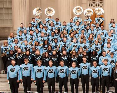 0093 UNC MTH & Alumni - UVA 11-9-13 Closeup 1 8x10