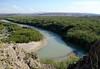 Rio Grande - near Boquillas Canyon.