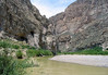 Boquillas Canyon - down the Rio Grande.