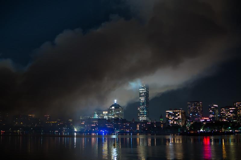 Boston or Gotham?