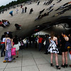 Cloud Gate, Millennium Park, Chicago.
