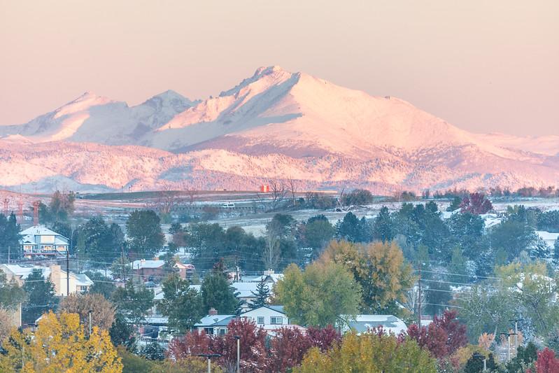 Good morning Colorado!