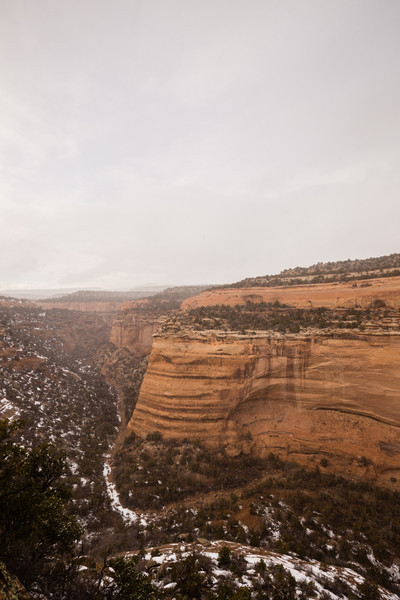 """Upper Ute Canyon View"""