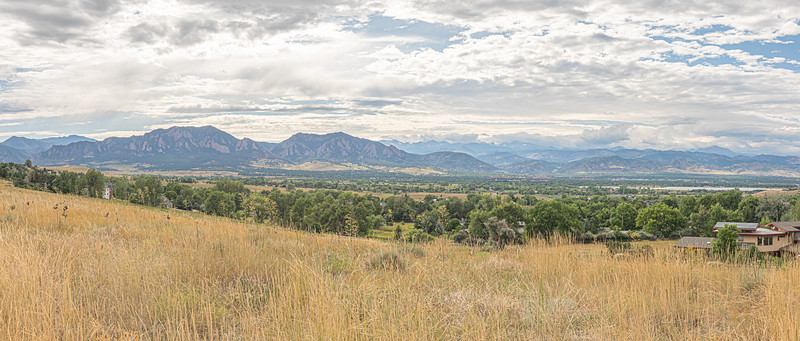 Beautiful Boulder County!