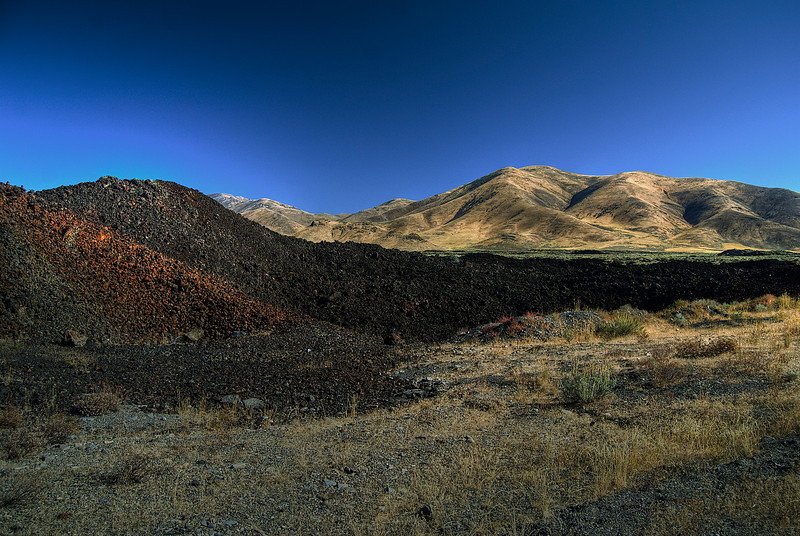 Craters of the Moon.