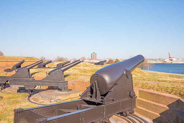 Fort McHenry (2016-12-22)