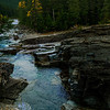 McDonald Creek, Glacier National Park.