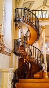 Miraculous Stairway, Loretto Chapel