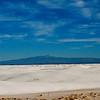 Sierra Blanca, White Sands National Monument.