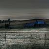 Old farmstead near Raton, New Mexico.