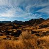 Organ Mountains, New Mexico.
