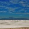 Sierra Blanca, from White Sands National Monument.