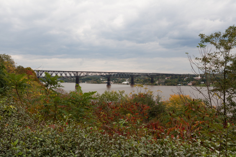 Poughkeepsie Bridge (Walkway Over the Hudson State Historic Park)