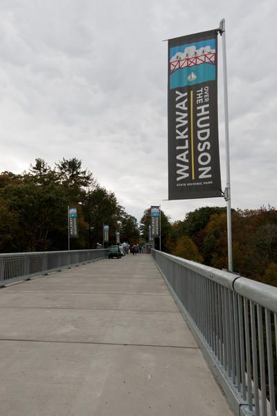Western Walkway Entrance