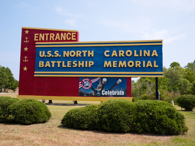 USS North Carolina Battleship Memorial