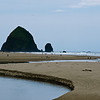 Haystack, Cannon Beach, Oregon Coast.