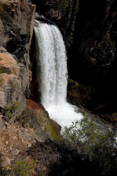 Tumalo Falls, Oregon.