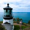 Cape Meares Lighthouse, Cape Meares State Park, Oregon Coast.