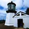 Cape Meares Lighthouse, Cape Meares State Park, Oregon Coast.