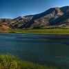Snake River, Farewell Bend State Park, Oregon.
