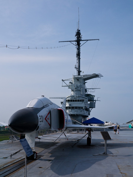 F-4 from the front.