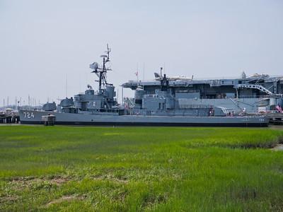USS Laffey, DD-724