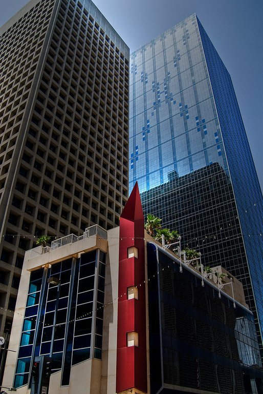 skyscrapers, Dallas, Texas.