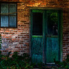 Green Doors, Mineola, Texas.