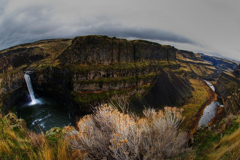 Pallouse Falls.