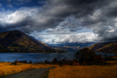 Columbia River Gorge.