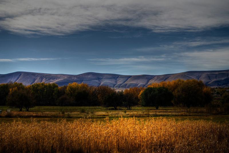 Horse Heaven Hills, Washington.